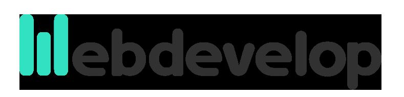 Webdevelop logo 2020